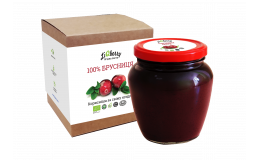 Паста брусничная LiQberry 550 грамм