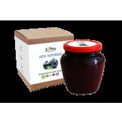 Паста черничная LiQberry  550 грамм
