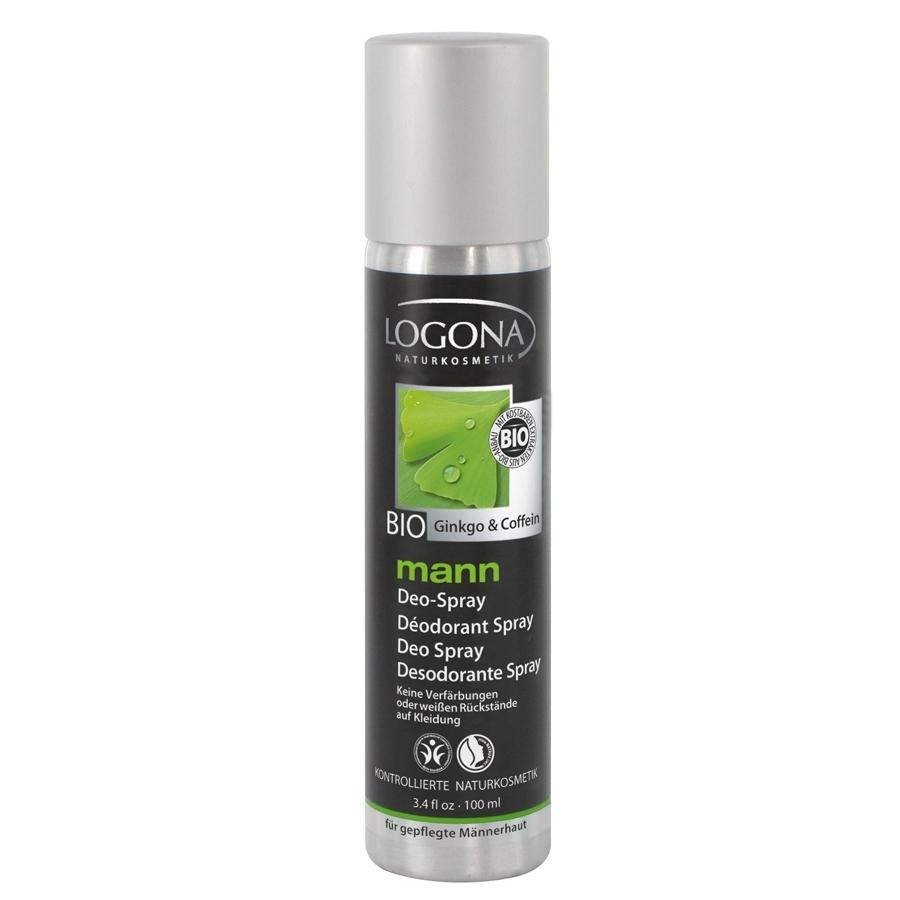 Дезодорант спрей для мужчин Logona 100 мл