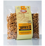 Макароны Здоровье № 13 из пшеничной муки с шротом грецкого ореха 400 г