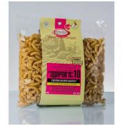 Макароны Здоровье № 10 из пшеничной муки с шротом семян амаранта МакВар Экопродукт 400 г