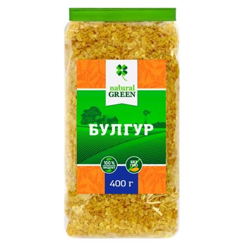 Булгур Natural Green 400 г