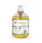 Жидкое мыло для лица и тела для чувствительной кожи OLIVELLA 500 мл