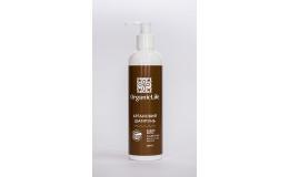 Шампунь для всех типов волос Кофейные зерна OrganicLife 250 мл