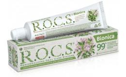Зубная паста Бионика Здоровье десен для всей семьи Rocs 74 г
