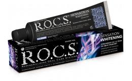 Зубная паста Сенсационное отбеливание Rocs 74 г