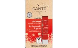 Бальзам для губ Гранат и марула Sante 4,5 г