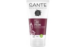 Кондиционер для блеска волос с экстрактом листьев березы и Витамином B5 Sante 150 мл
