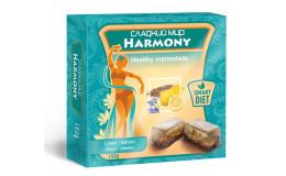 Мармелад Harmony Лен-лимон Сладкий мир 192 г