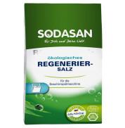 Соль для посудомоечных машин регенерированная Sodasan 2 кг