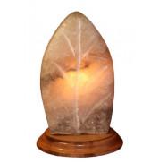 Соляная лампа Лист простой Ваше здоровье 1,7 кг