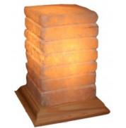 Соляная лампа Зебра Ваше здоровье 2,5 кг