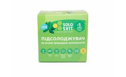 Подсластитель  Stevia в стиках SoloSvit 50 шт