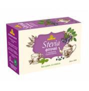 Фиточай с черноплодной рябиной Стевиясан 20 пакетиков