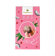 Конфеты клюква-кокос Sunfill 150 г