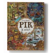 Книга виммельбух Рік у лісі Видавництво старого Лева