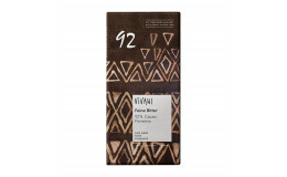 Шоколад черный 92% какао Vivani 80 г
