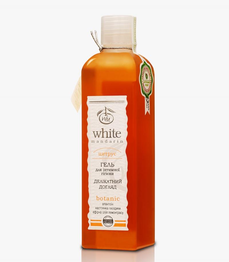 Гель для интимной гигиены Цитрус White Mandarin 250 мл