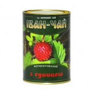 Иван чай с Земляникой ферментированный Зоряний гай 100 г