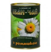 Иван чай с Ромашкой ферментированный Зоряний гай 100 г