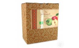 Сок яблочный Золотой Пармен 3 л