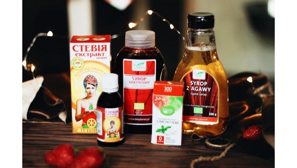 Раскладываем по полочкам: сахар и заменители