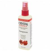 Дезодорант-спрей для тела с экстрактом граната Crystal 118 мл