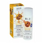 Крем солнцезащитный водостойкий детский SPF 45 Eco Cosmetics 50 мл