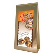 Песочное печенье Топленое молоко в шоколадной глазури Стевиясан 130 г