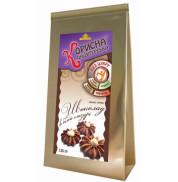 Песочное печенье Шоколад в белой глазури Стевиясан 130 г
