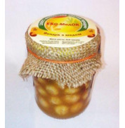 Мед с фундуком, Эко-медок (350мл)