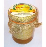 Мед с кунжутом, Эко-медок (350мл)