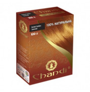 Краска для волос Хна лечебная цвет Золотой Chandi 100 г