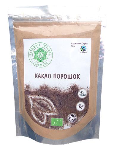 Какао порошок Supernutrients