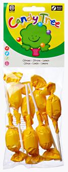 Конфета леденец на палочке Цитрус Candy Tree 10 г