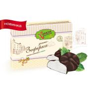 Зефир в шоколаде Фитнес Стевиясан