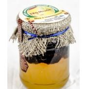 Мед с черносливом, Эко-медок (350г)