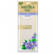 Мочалка стреп для тела Лён Natura Vita