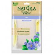 Мочалка губка для тела Лён Natura Vita