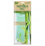 Мочалка стреп для тела Бамбук, Natura Vita