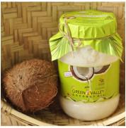 Кокосовое масло пищевое (пластиковая банка) Green Valley