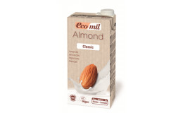 Молоко миндальное классическое EcoMil 1 л
