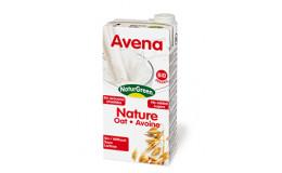Молоко овсяное без сахара NaturGreen 1 л