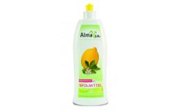 Средство для мытья посуды Лимон Almawin 500 мл