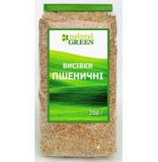 Отруби пшеничные Natural Green 200 г