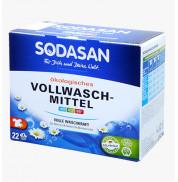 Порошок стиральный для сильных загрязнений Sodasan